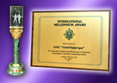 International Millennium Award